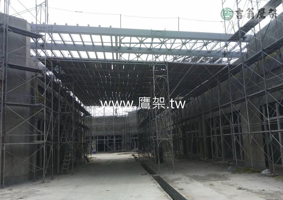 2018-吉翁鷹架-CNS4750-成中恆營造-名品城3期