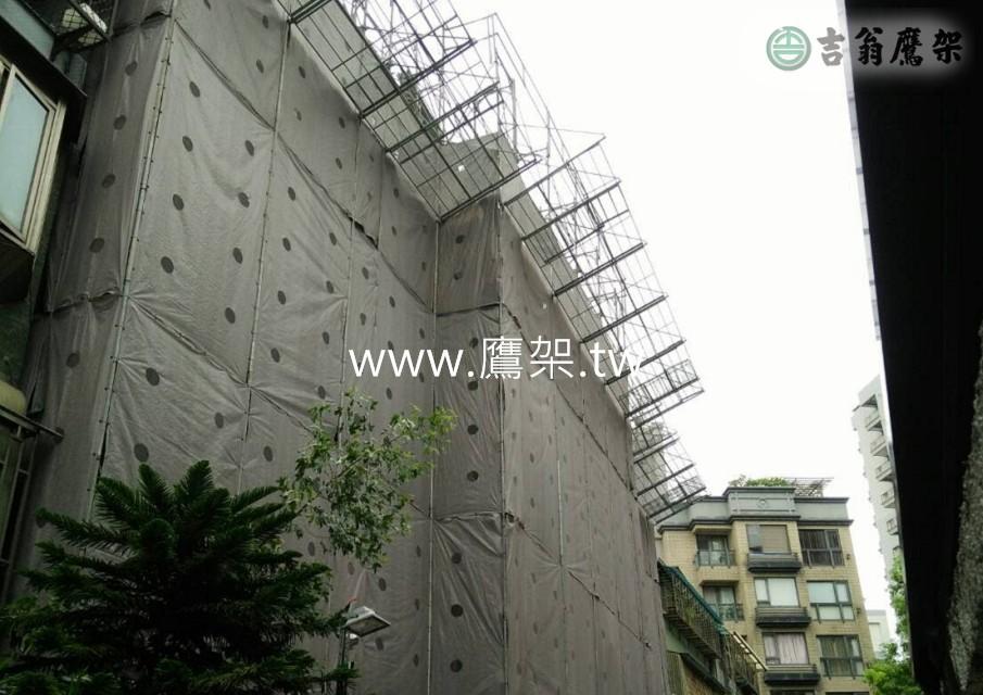 2017-吉翁鷹架-CNS4750施工架-展宜臨沂(二)新建工程