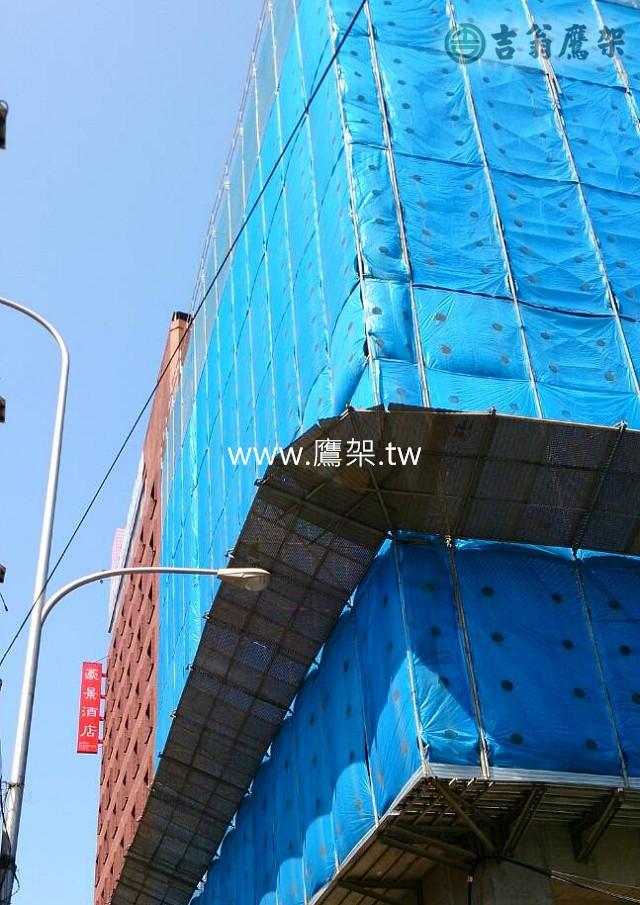 2015-吉翁鷹架-CNS4750施工架-103豪景大酒店新建工程